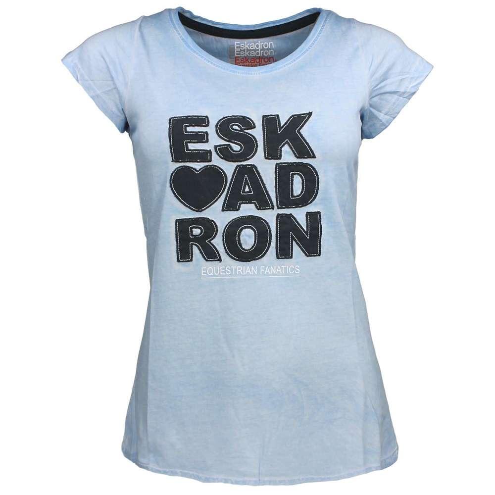 Eskadron T-Shirt Nala Blu Donna 1