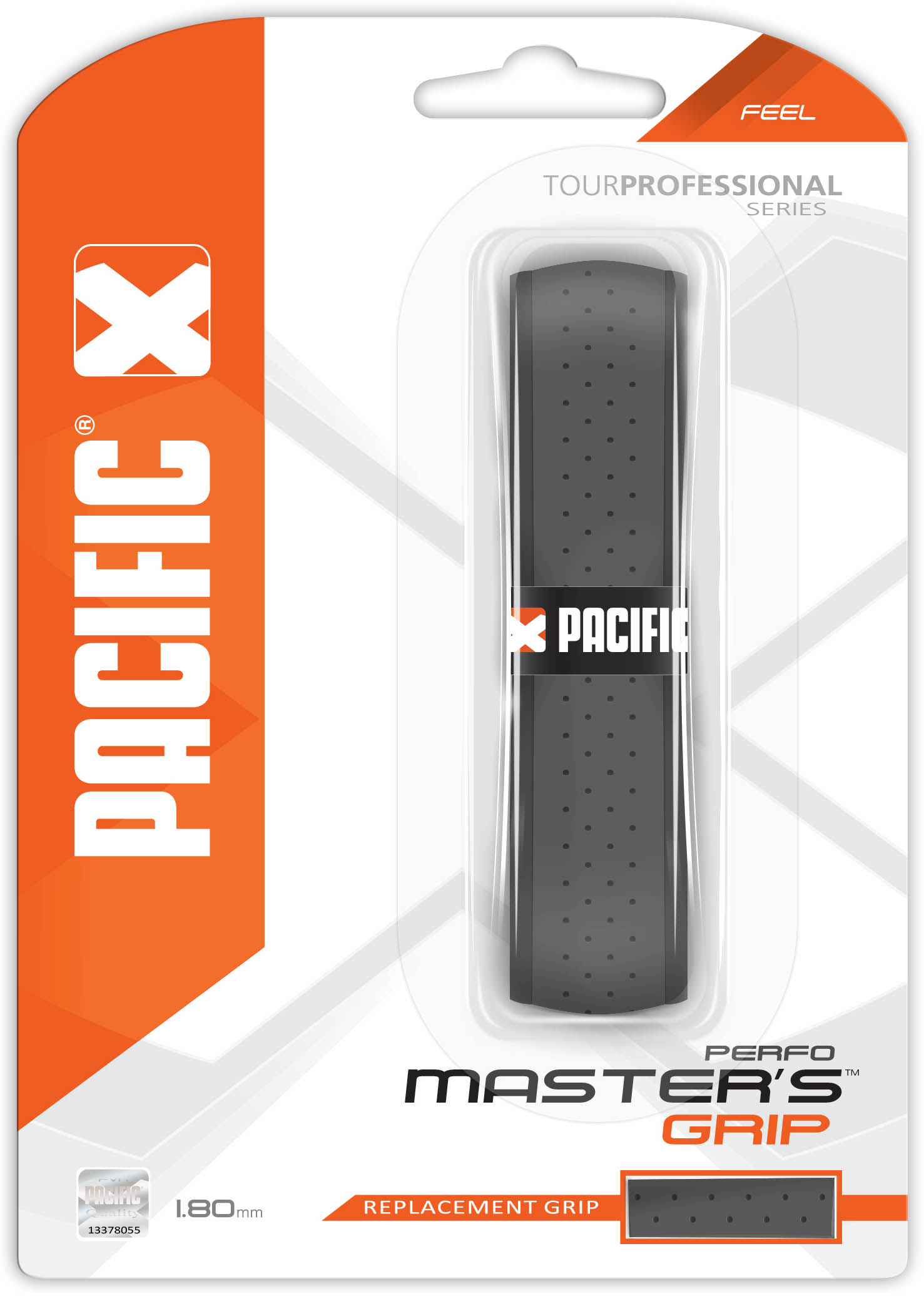 Pacific Master's Grip Perforated