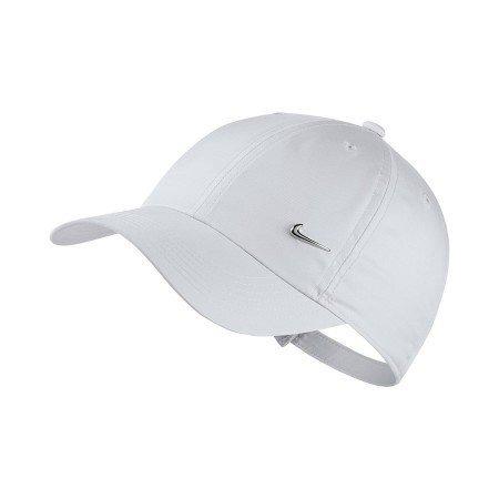 Nike Cappellino Bianco Bambino