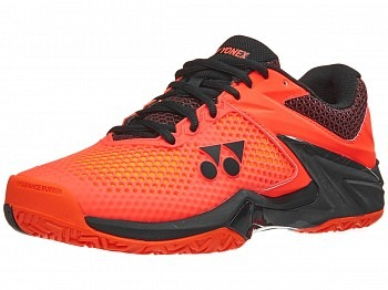 Yonex Power Cushion Eclipson 2 Orange Black Uomo