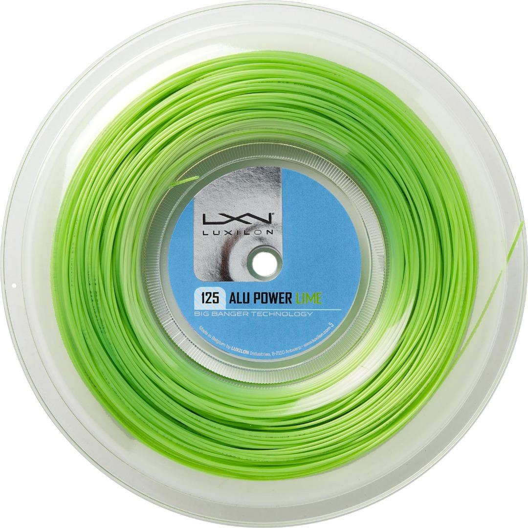 Luxilon BB Alu Power Lime 1.25 mm 200 m 1