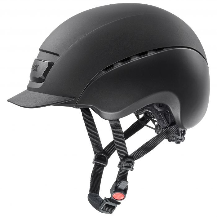 Uvex Casco elexxion nero opaco