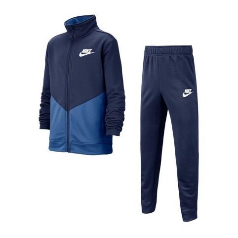 Nike Spring Training Tracksuit Navy Bambino