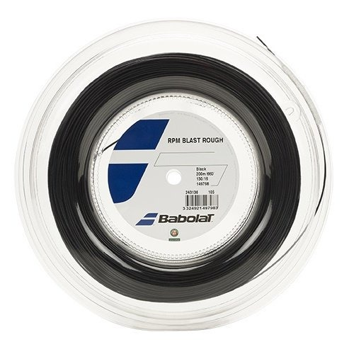 Babolat RPM Blast Rough Nero 1.25 mm 200 m