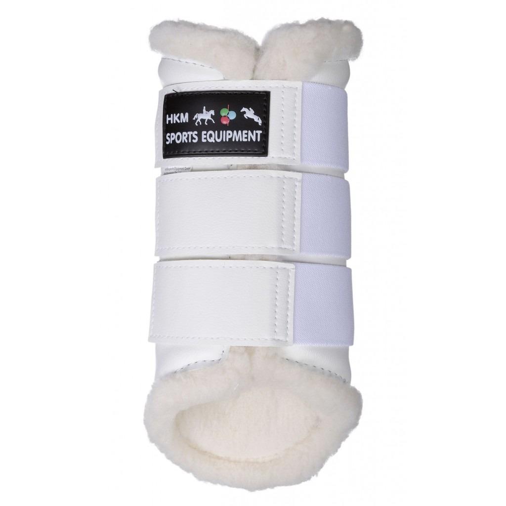 HKM Protectin Boots-Comfort Bianco 1