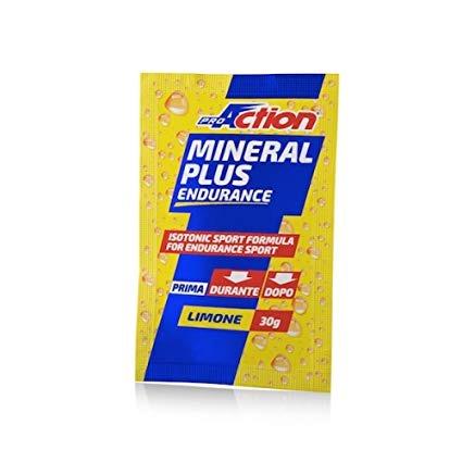 Pro Action Mineral Plus Endurance Limone