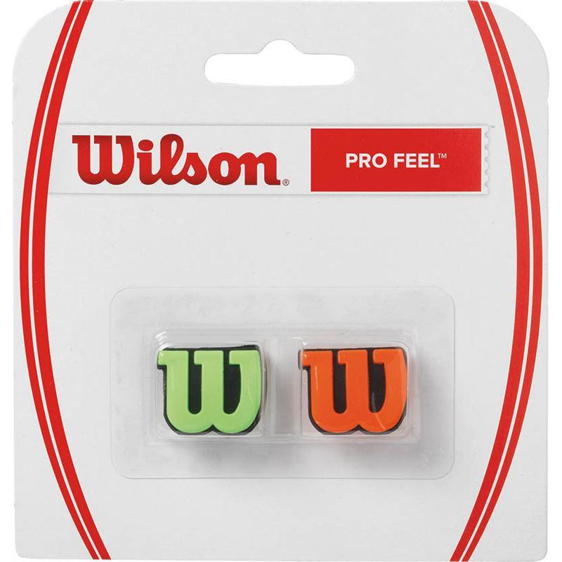 Wilson Pro Feel (Verde-Rosso)