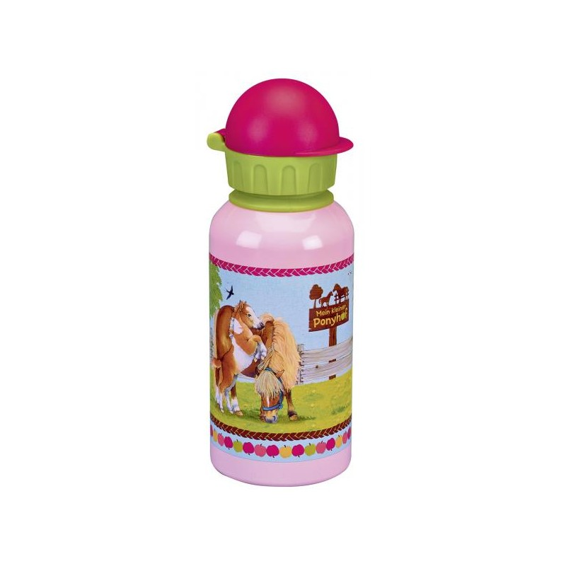 Busse Trinkflasche Mein Kleiner Ponyhof
