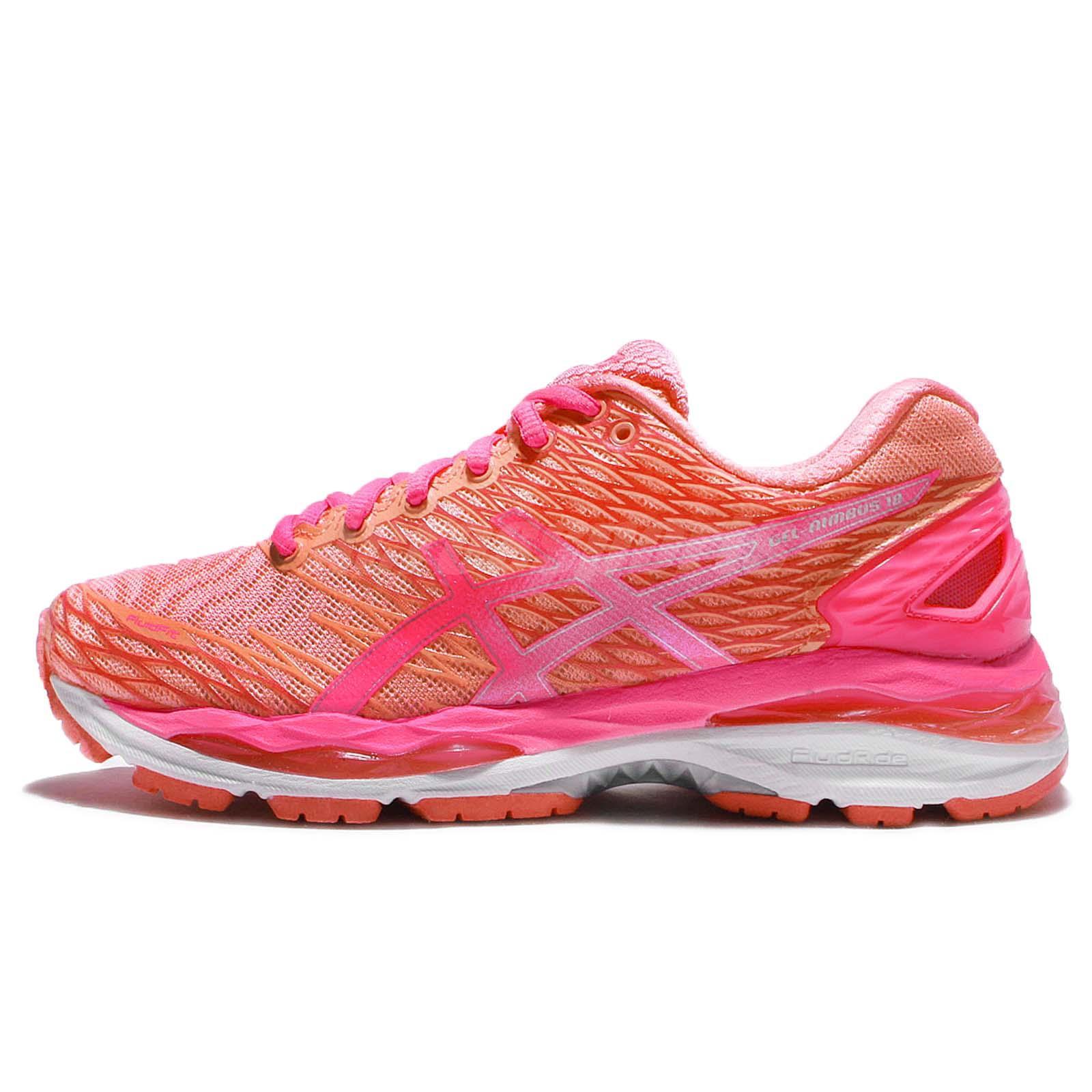 Asics Gel-Nimbus Salmone-Pink 18 Donna