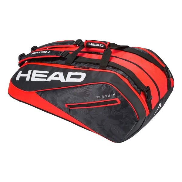 head Borsa Tour Team 12R Monstercombi Nera-Rossa