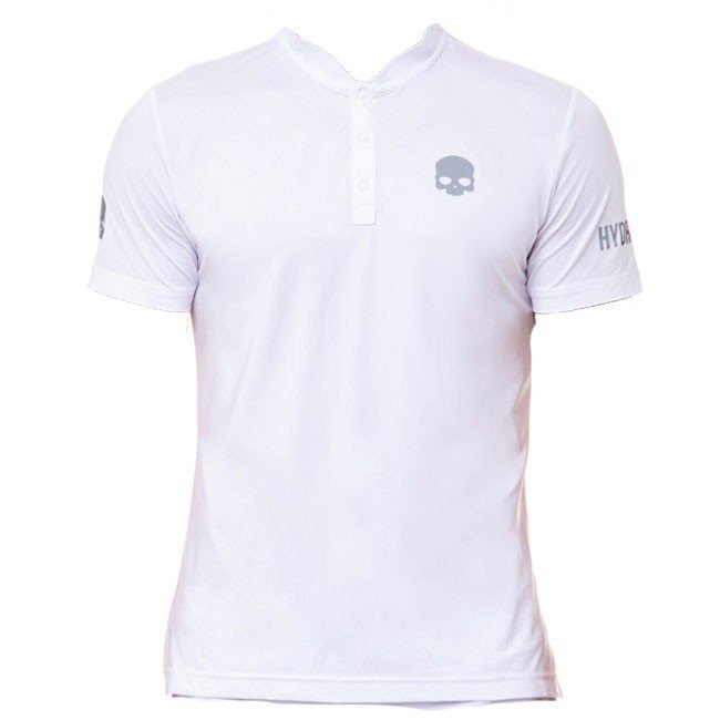 Hydrogen Polo Tech Serafino White Uomo