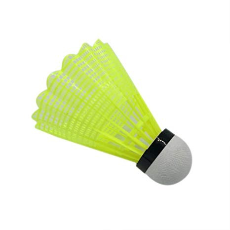 Badminton Volani Lime (6x)