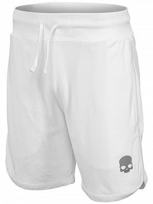 Hydrogen Reflex Tech shorts white Uomo