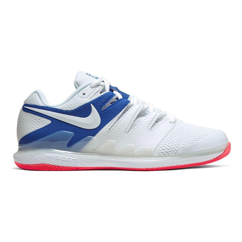 Nike Air Zoom Vapor X HC Bianco Royal Uomo