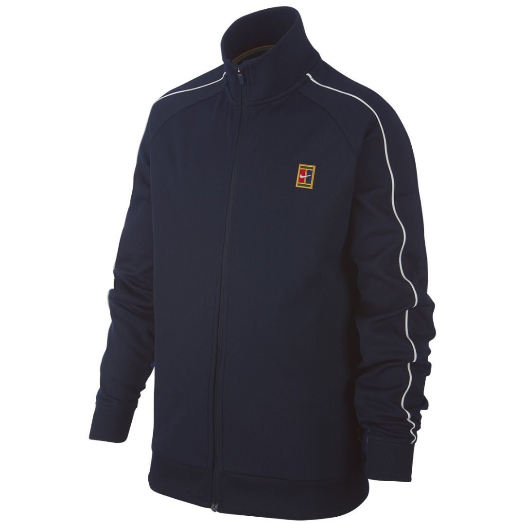 Nike Jacket Warm Up Navy Bambino