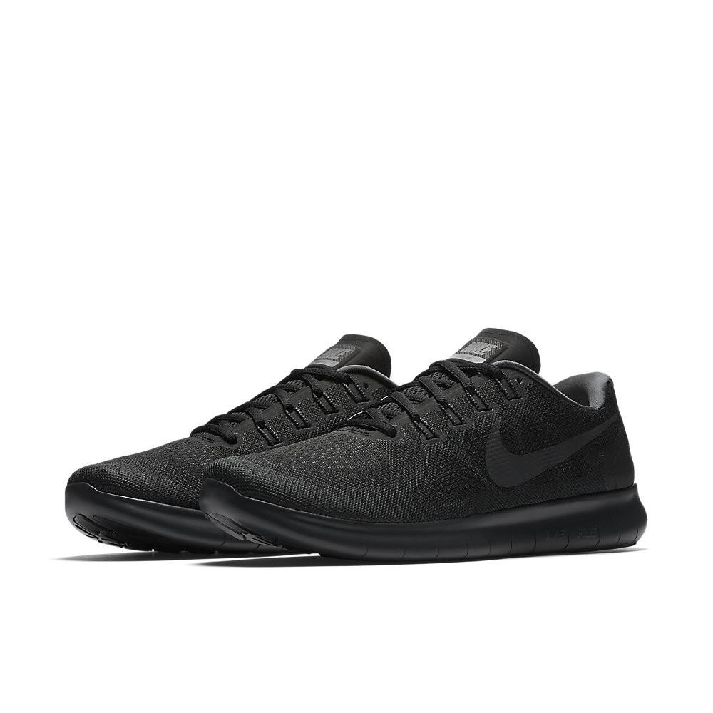 Nike Free RN 2017 Nero Uomo