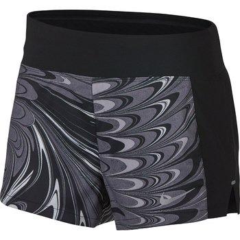 Nike Eclipse 3IN Short Nero-Grigio Donna 1
