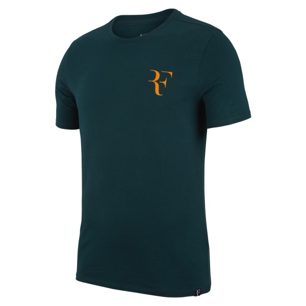 Nike T-Shirt RF Verde Uomo