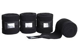 Design Bandages Fleece Onyx Gem Collection Black 1