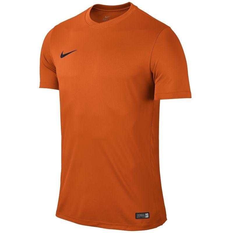 Nike Park SS VI Crew Arancione Uomo