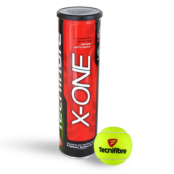Tecnifibre X-One (4x) Swiss Tennis
