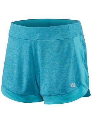 Wilson Condition Knit Short Azzurro Donna 1