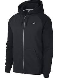 Nike Winter Fleece Hooded Jacket Nero Uomo 1