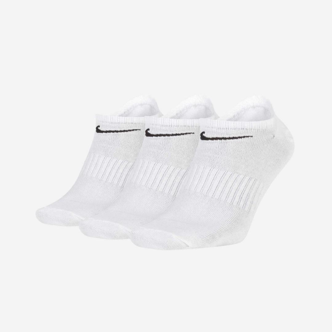 Nike Calze Fantasmini Bianche (3x) 1