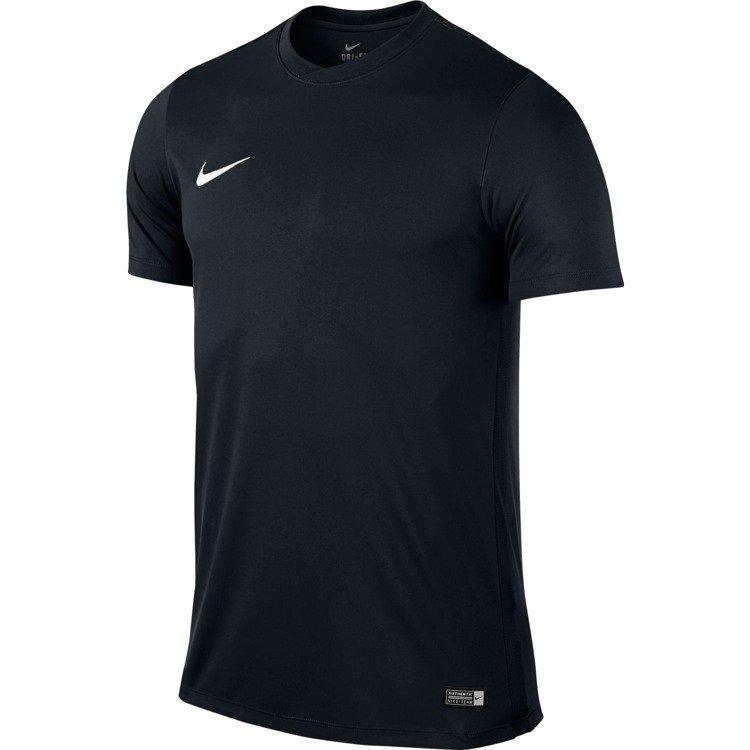 Nike Park SS VI Crew Nero Uomo