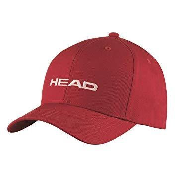Head Promotion Cap Rosso